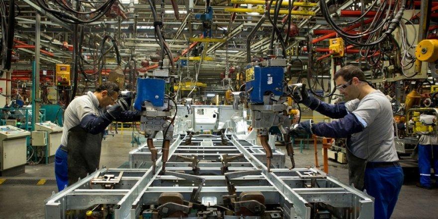 Sanayi Sektörü Büyümeye Devam Ediyor