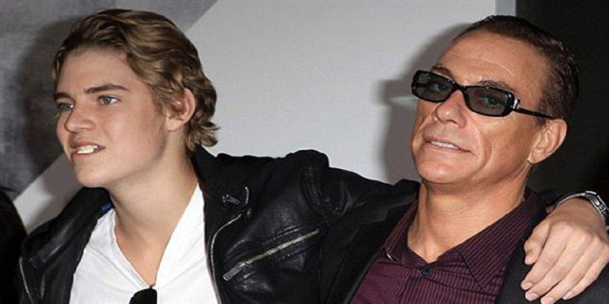 Van Damme'ın oğlu tutuklandı