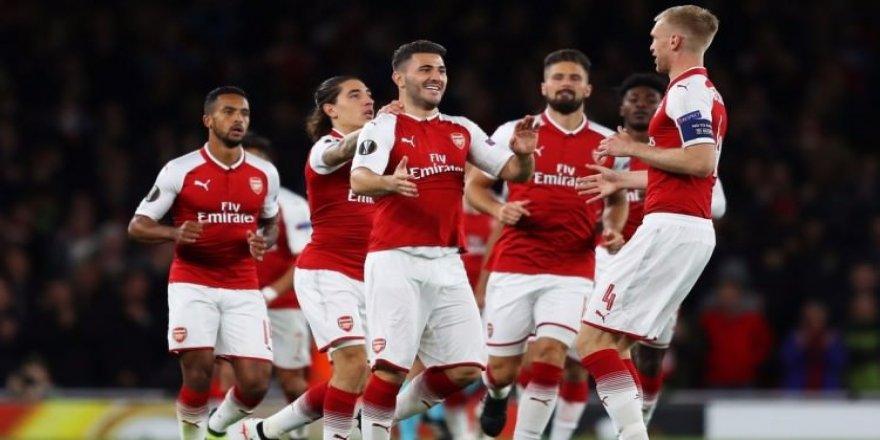 Arsenal'den geri dönüş!