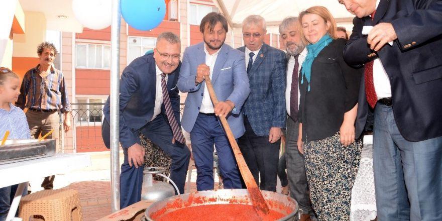 Bursa'da Domates Günü