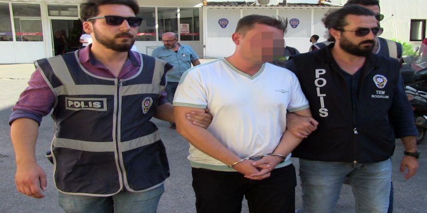 Bodrum'da Muvazzaf Astsubaya Fetö Gözaltısı