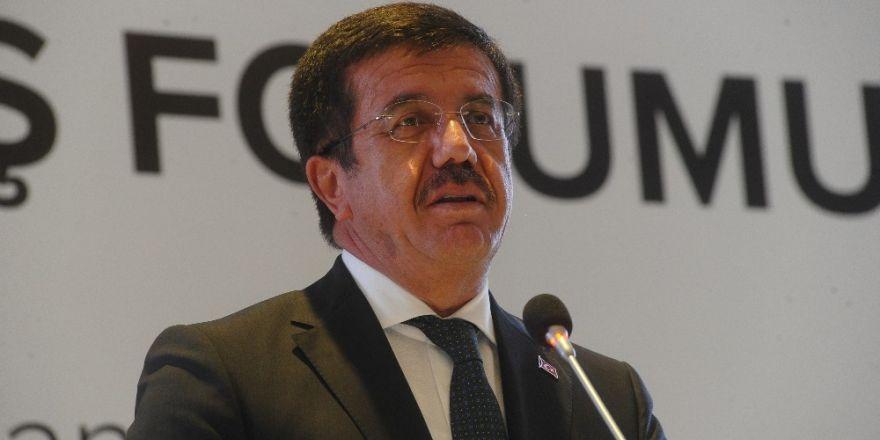 """Bakan Zeybekci: """"Körfez İşbirliği Konseyi İçerisinde Yer Almak İstiyoruz"""""""