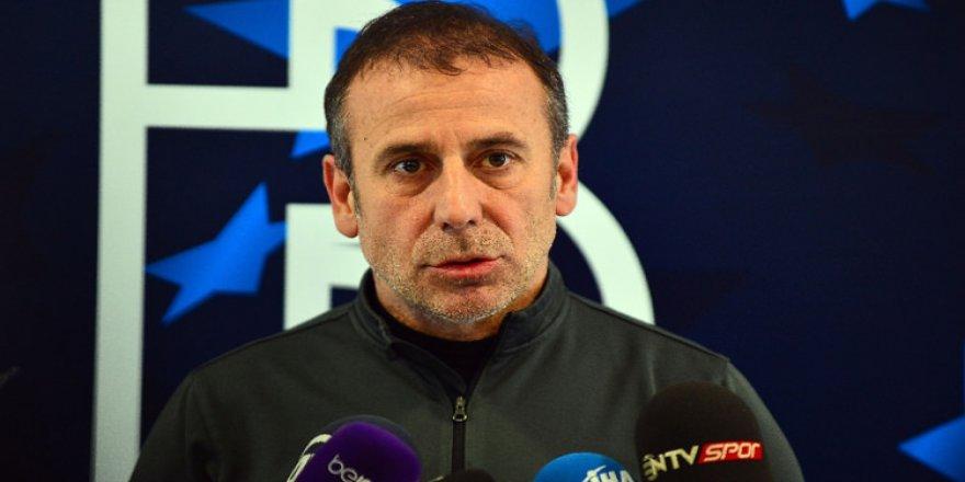 Abdullah Avcı, TFF'ye isyan etti!
