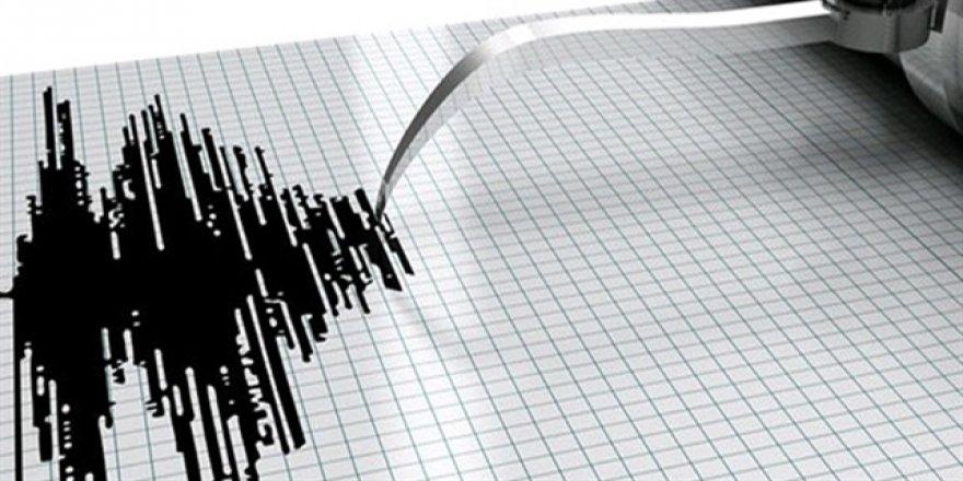 Irak'ta 3.3 şiddetinde deprem