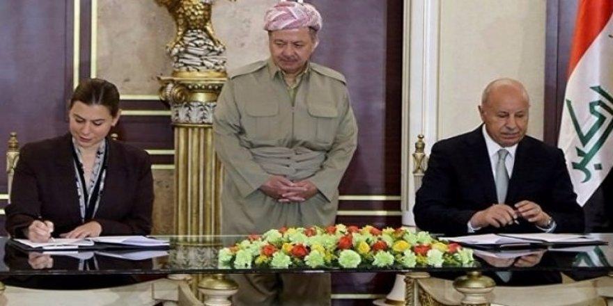 Bağdat'tan yeni hamle!