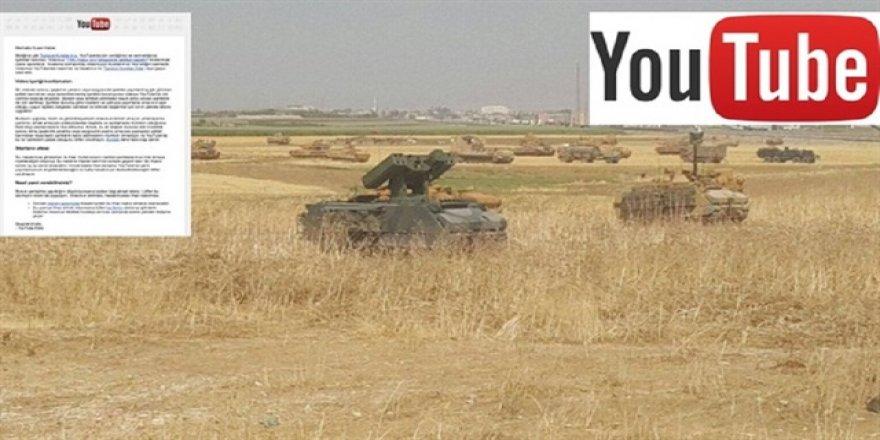 Youtube'dan skandal sansür