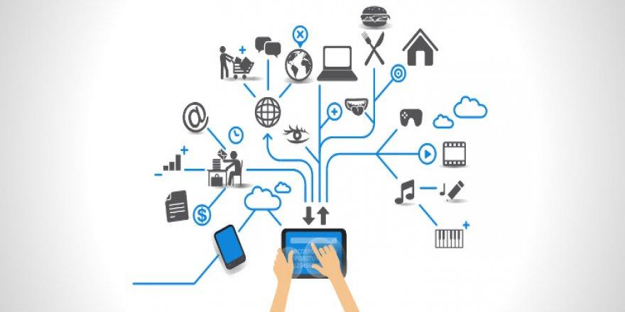 """""""Nesnelerin İnterneti Teknolojisi İş Yapış Şekillerini Değiştiriyor"""""""