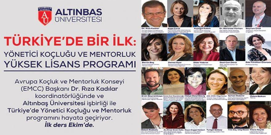 """Türkiye'de """"Koçluk"""" Alanında İlk Yüksek Lisans Programı Açıldı"""
