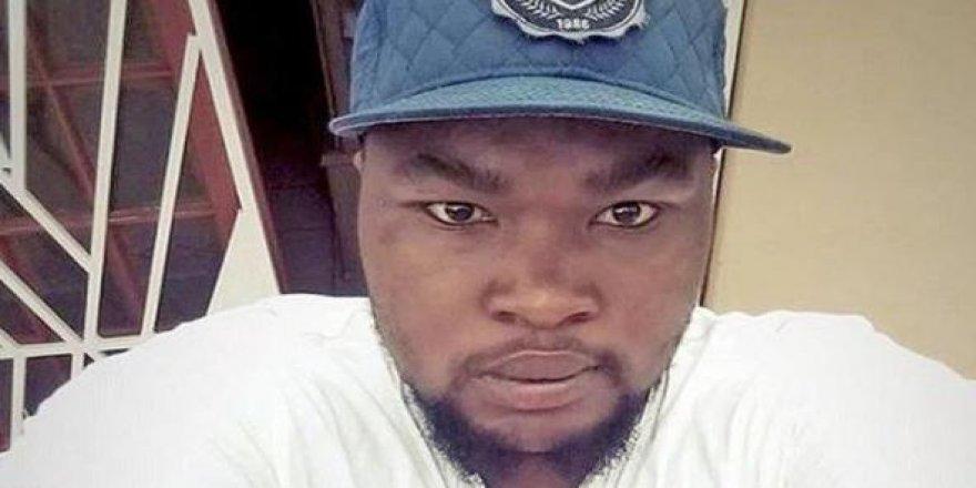 Polis, öldürdüğü kadını yiyen adamı vurdu