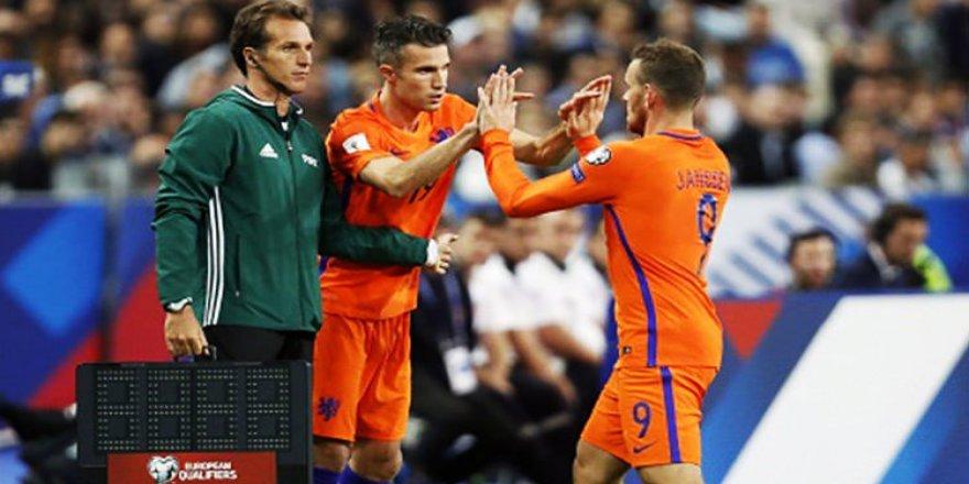 Hollanda kadrosu açıklandı!