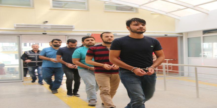 Fetö Operasyonunda 9 Tutuklama