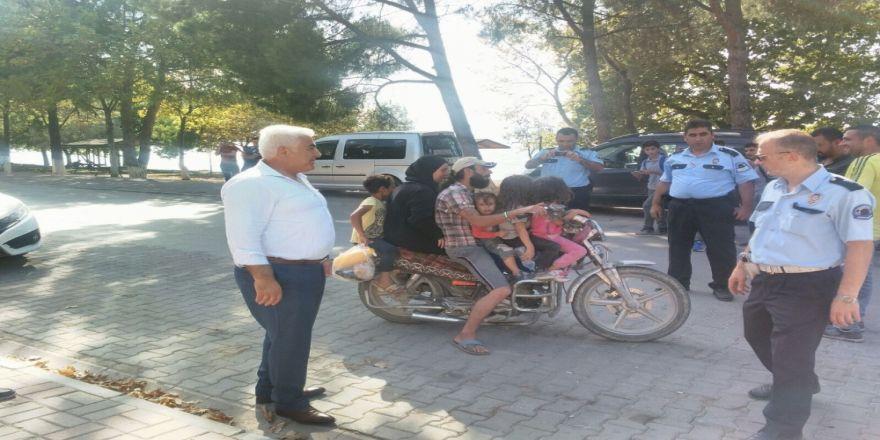 Minibüs Değil Motosiklet