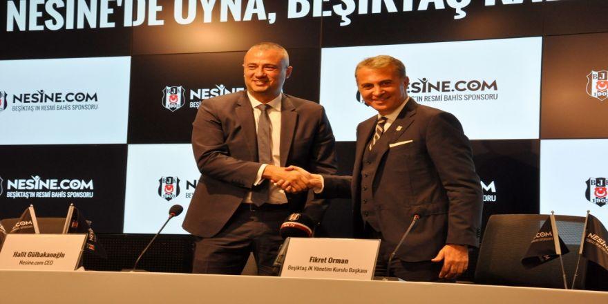 Beşiktaş, Sponsoru İle Nikah Tazeledi