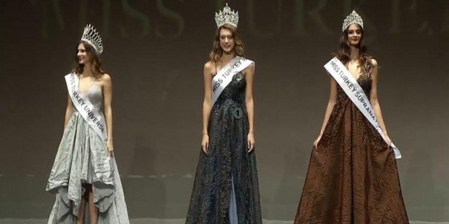 İşte Miss Turkey 2017 birincisi!