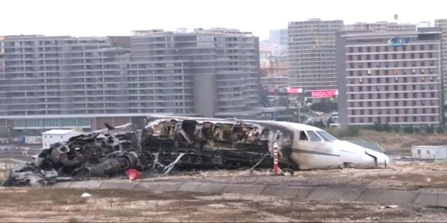 Jet Kazası Sonrası Ses Kayıtları Ortaya Çıktı