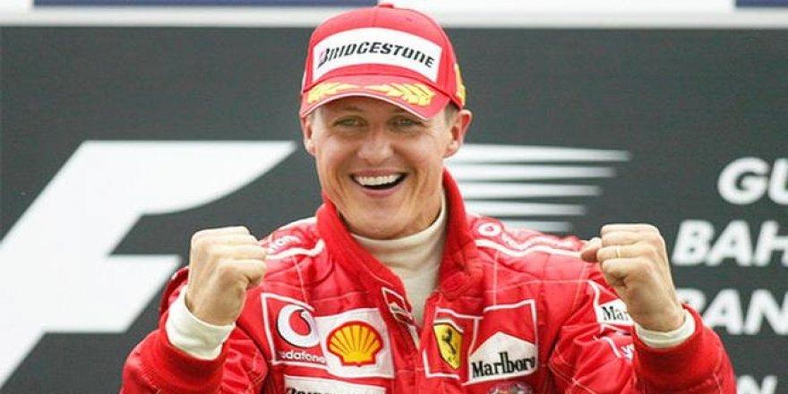 Schumacher için yeni umut doğdu
