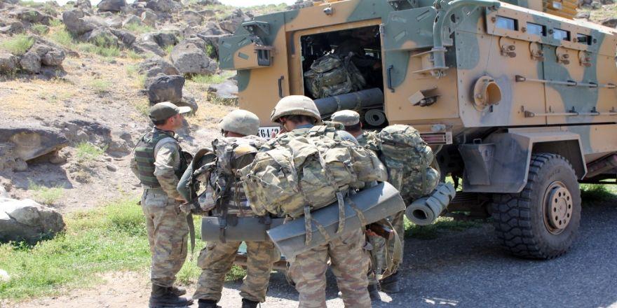 Mardin'de 6 Terörist Etkisiz Hale Getirildi