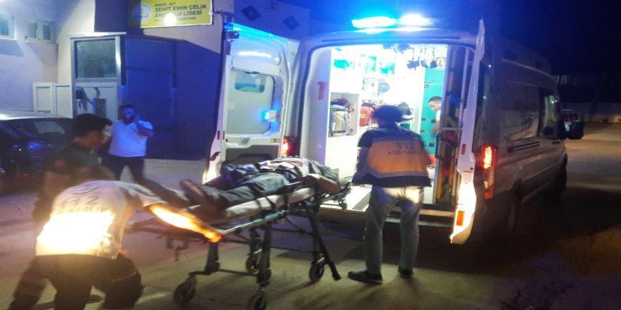 Öğrenci Pansiyonu Bekçisine Bıçaklı Saldırı