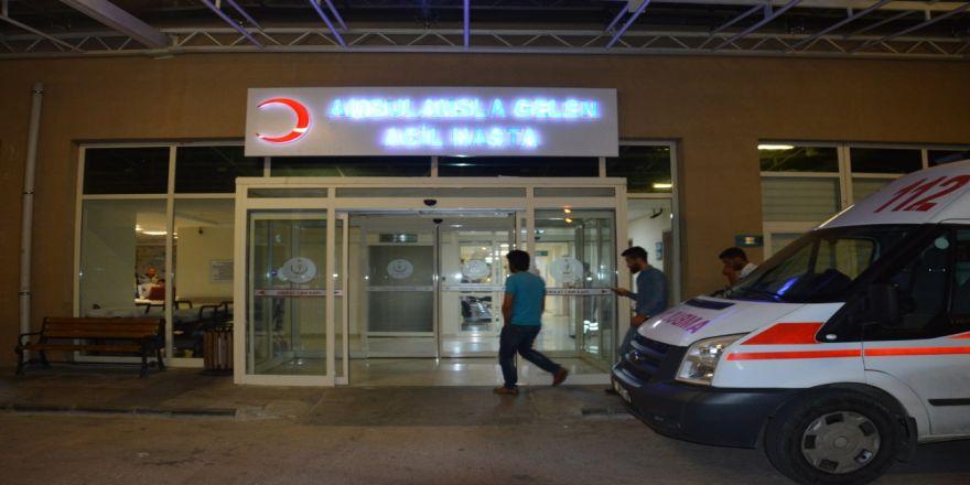 Tavuk-dönerden Zehirlenen 18 Kişi Hastaneye Kaldırıldı