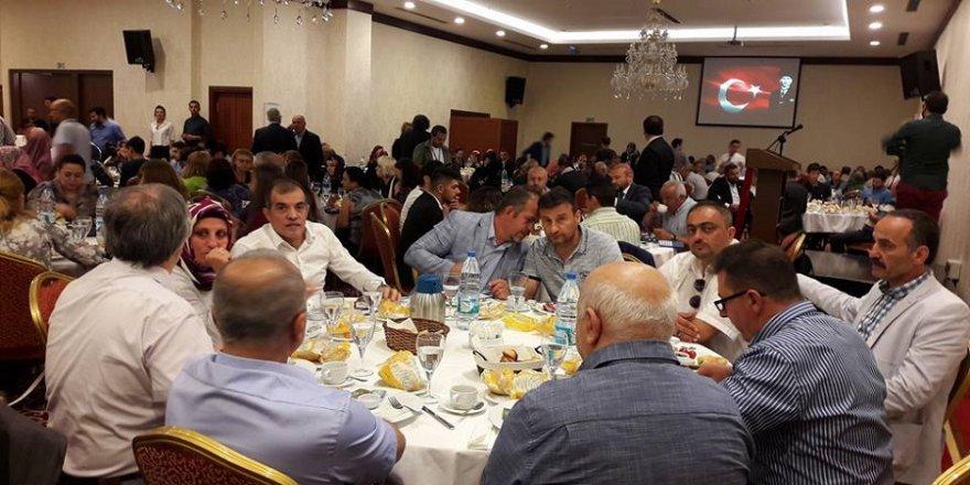 Akşenerciler, Gebze'de buluştu