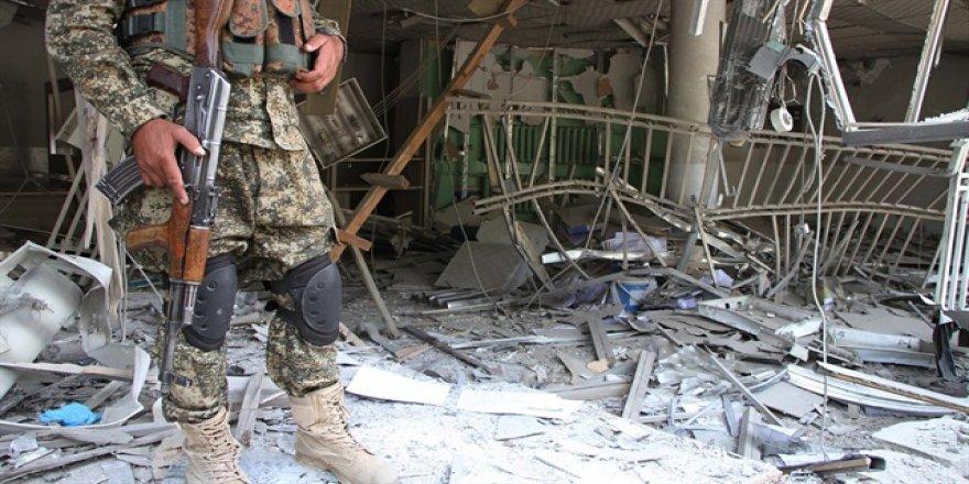 Afganistan'da NATO aracına saldırı