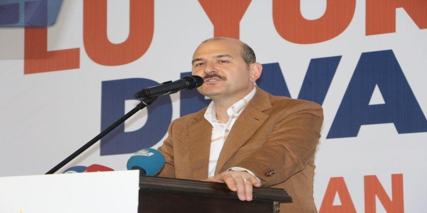 """""""Bu Coğrafyada Türkiye'nin Hakimiyetini Engelleyemeyeceksiniz"""""""
