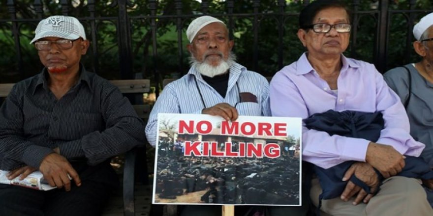 ABD'de 'Arakan'daki katliamı durdurun' çağrısı