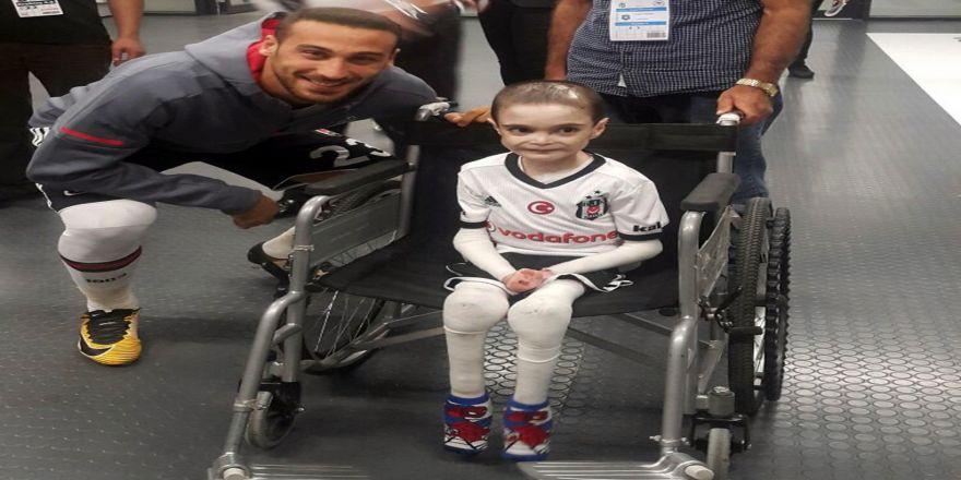 Beşiktaş Hayali Gerçek Oldu, Şimdi Ayaklarının Açılmasını İstiyor