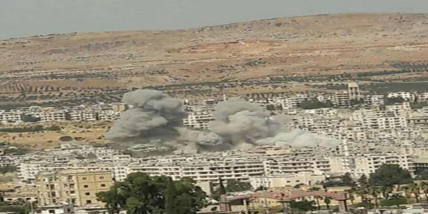 Esad Rejimi Ve Rusya İdlib'i Vurdu: 17 Ölü