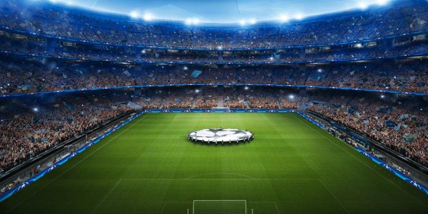 Şampiyonlar Ligi'nde heyecan başlıyor!