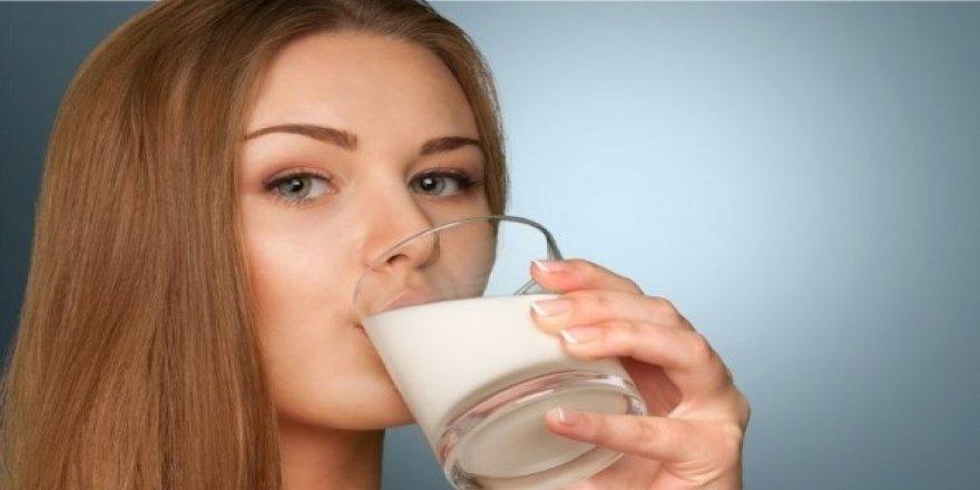Hastalık düşmanı: Süt