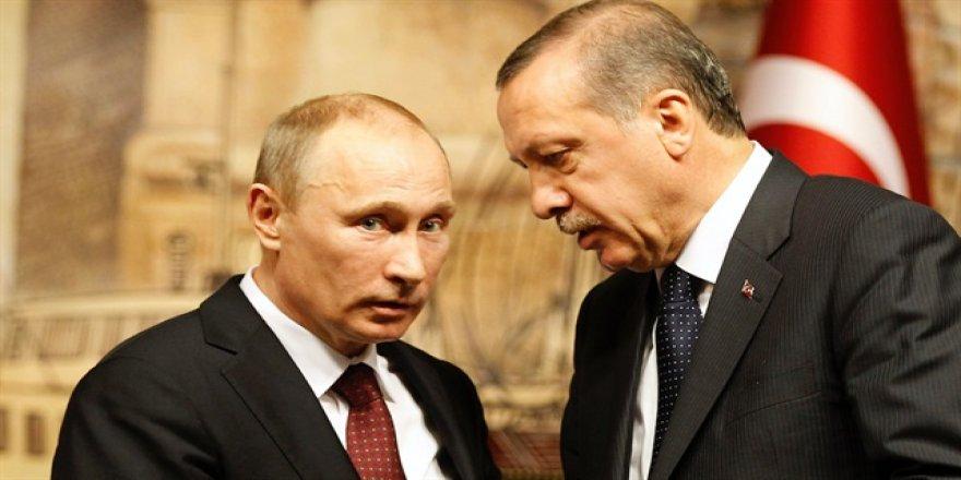 Erdoğan ve Putin görüşecek