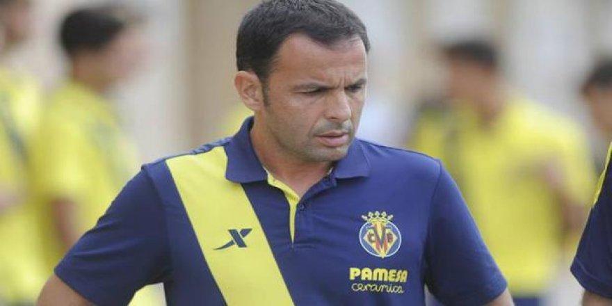 Villarreal'in yeni teknik direktörü Javi Calleja