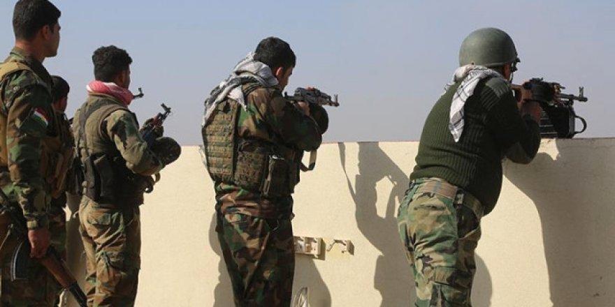 Türkmenler ile Peşmergeler çatıştı:2 ölü