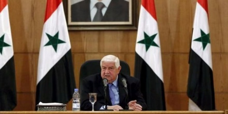 Suriye'den 'özerklik' açıklaması!