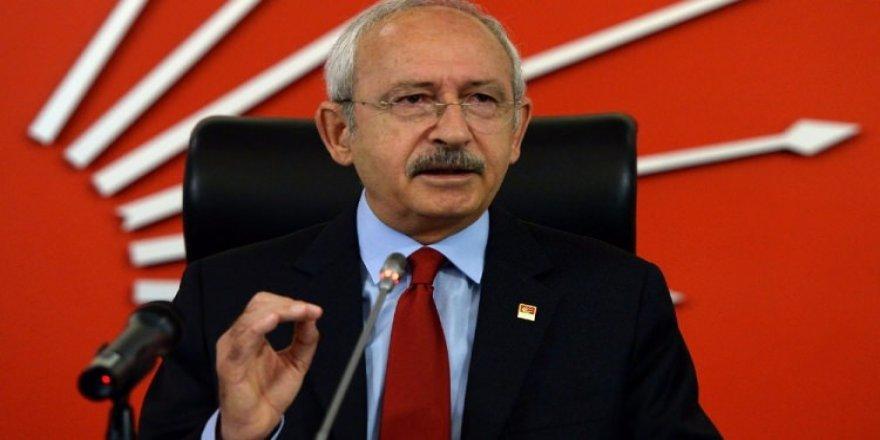 Kılıçdaroğlu, seçim barajının düşmesinden yana