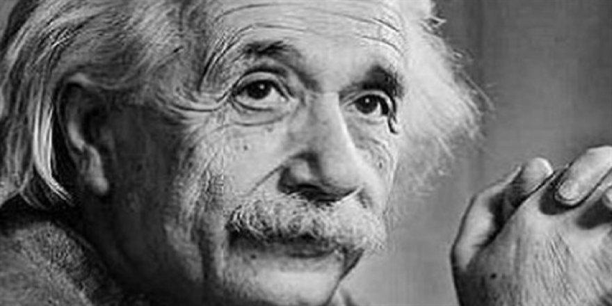 Einstein'ın mektupları satılıyor