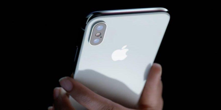iPhone X'deki yaş sınırlaması