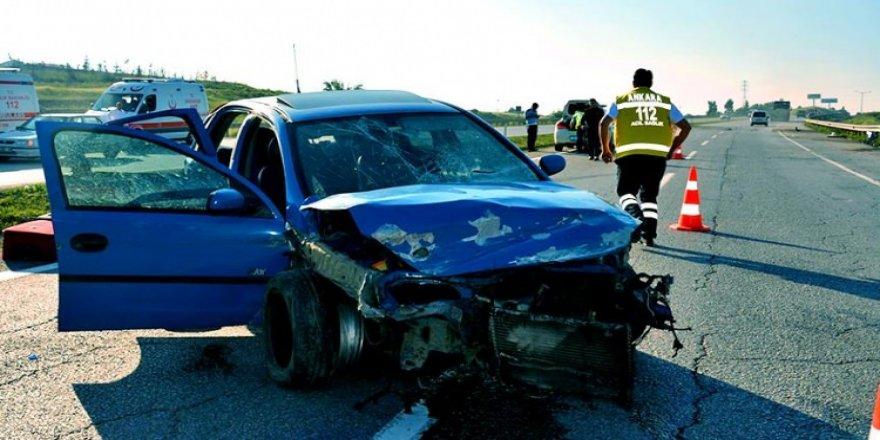 'Kazalarının yüzde 60'ı cep telefonu kaynaklı'