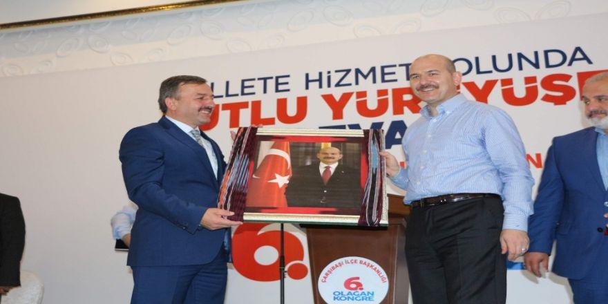 Bakan Soylu: Türkiye Hepinizi Bir Çuvala Koyar...