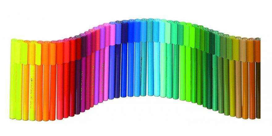 Okul Zamanında Hayatımıza Giren Keçeli Kalemler