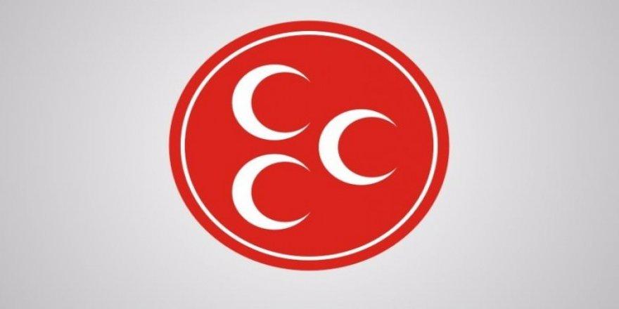 MHP'den Davutoğlu'na bir tepki daha