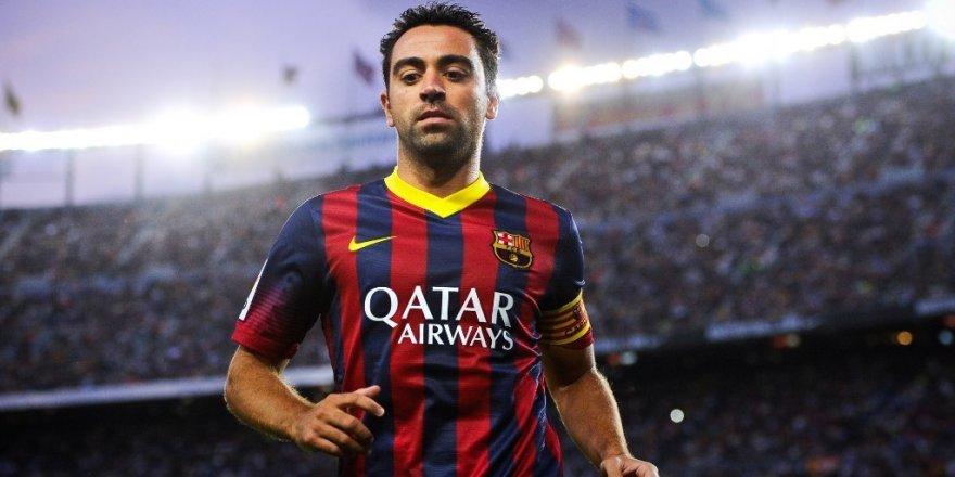 Xavi'den İspanya'ya tepki