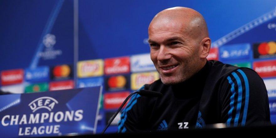 Real Madrid ve Zidane rekor kovalıyor