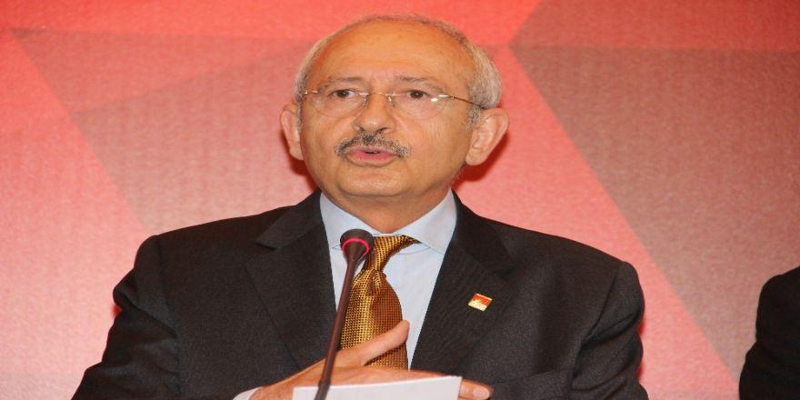 """Kılıçdaroğlu: """"Meclis Başkanı'na Yalan Söylemek Yakışmıyor"""""""