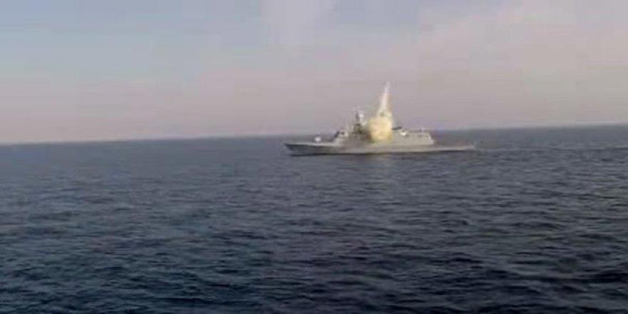 Kuzey Kore'den gelen esrarengiz gemi imha edildi