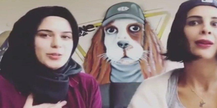 Türkiye bu kızların videosunu konuşuyor