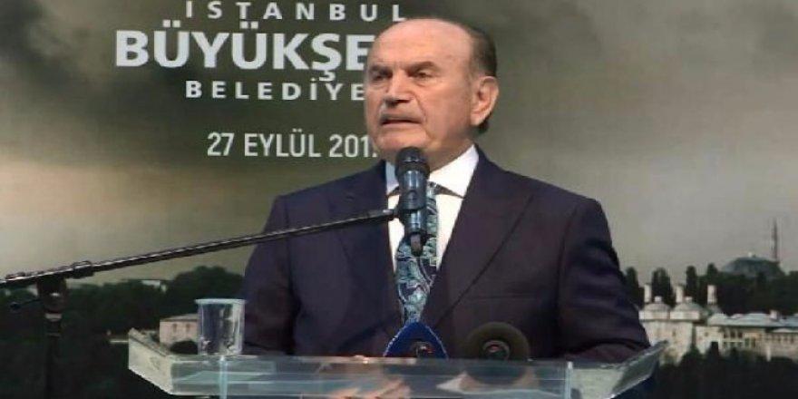 Kadir Topbaş'tan Kılıçdaroğlu'na yanıt!