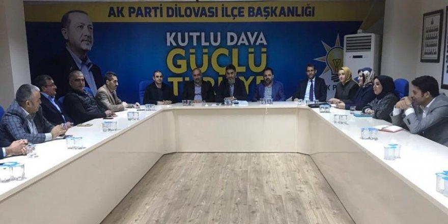 AK Parti Dilovası'nda icra belli oldu