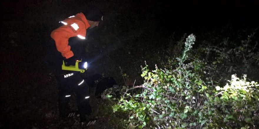 Alzeimer Hastası Adam 30 Saat Sonra Ormanda Bulundu